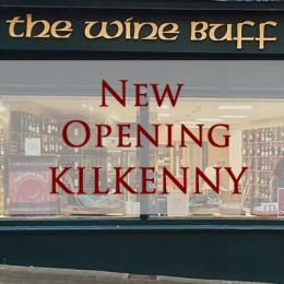 THE WINE BUFF OPENS IN KILKENNY