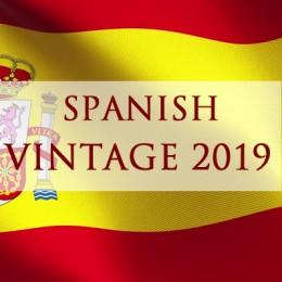 SPANISH VINTAGE 2019