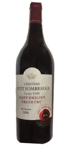 The Wine Buff Selection St Emilion Grand Cru 2016