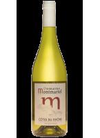 Domaine Montmartel Côtes du Rhône Organic Blanc 2014