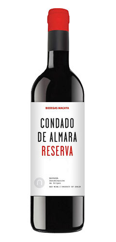 Condalo de Almara Reserva 2012