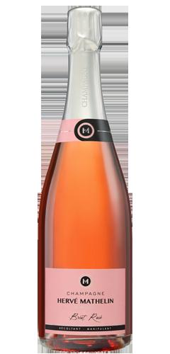 Hervé Mathelin Cuvée Rosé