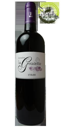 Domaine La Gravette Syrah 2013