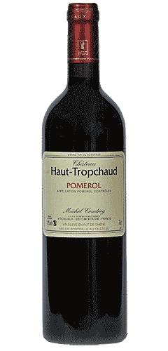 Château Haut Tropchaud Pomerol 2018