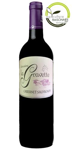 Domaine La Gravette Cabernet Sauvignon 2014
