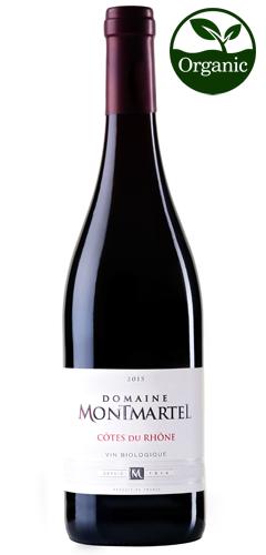 Domaine Montmartel Côtes du Rhône 2019