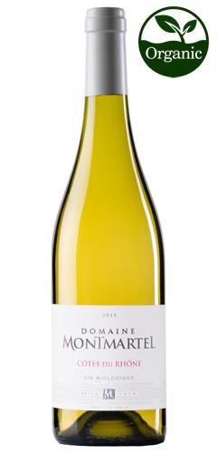 Domaine Montmartel Côtes du Rhône Blanc 2018