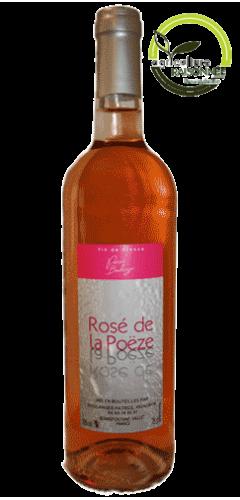 Château de la Poeze Rose 2015