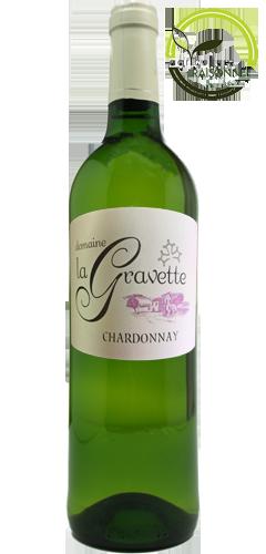 Domaine La Gravette Chardonnay 2015