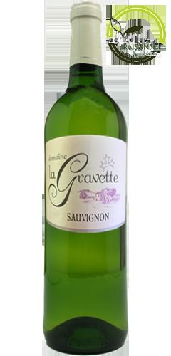 Domaine La Gravette Sauvignon Blanc 2015