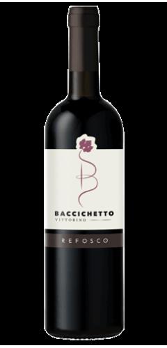 Baccichetto Refosco 2018