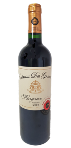 The Wine Buff Selection Margaux 2016