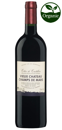 Château Vieux Champs de Mars 2015
