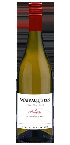 Wairau Hills Sauvignon Blanc 2018