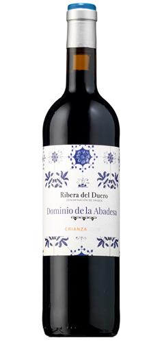 Domino de la Abadesa Ribera del Duero Crianza
