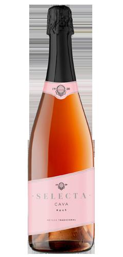 Josep Masachs Selecta Rose Cava Brut