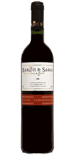 Baron De Sabas Tempranillo 2015